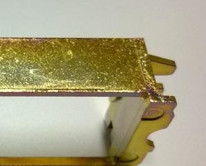 亜鉛ダイカスト(ZDC)上への表面処理