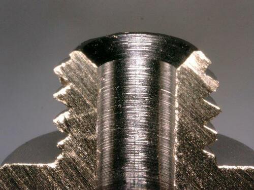 小径穴の内径部へのめっき付きまわり改善