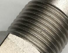 浸炭された製品へのめっきの密着性改善